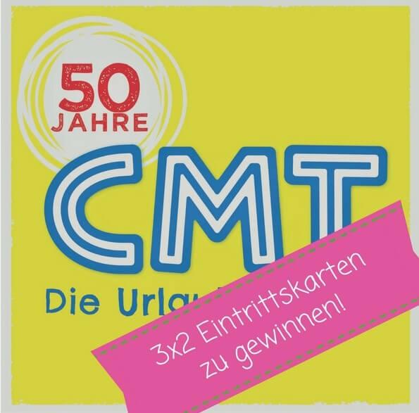 CMT Eintrittskarten gewinnen