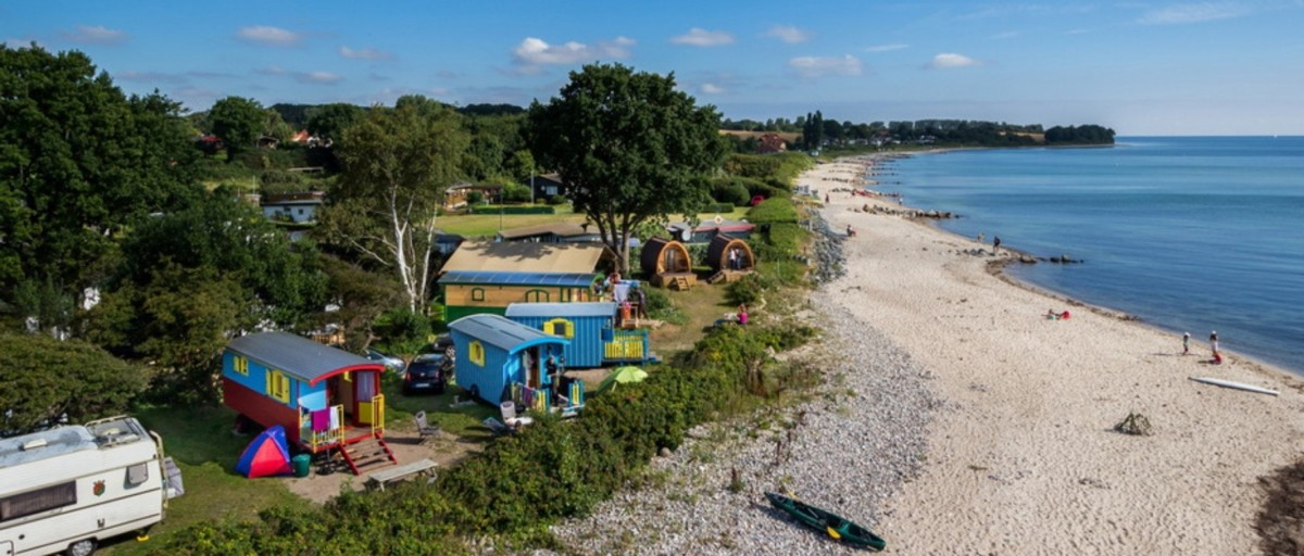 Campingführer naturnahe Campingplätze