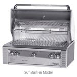 Alfresco 36″ Grill Model #ALX2-36 Sear Zone #ALX2-36SZ