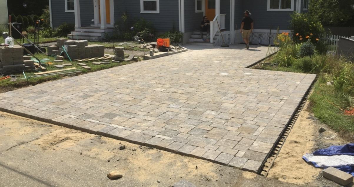 paver patios walkways driveways