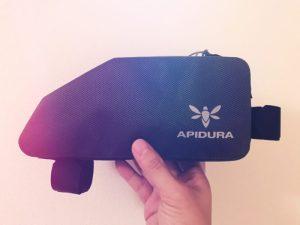 アピデュラ トップチューブバッグ ドライ 購入 / Apidura