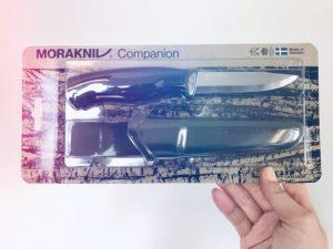 Mora Heavy Duty Companion ナイフを買ってみた