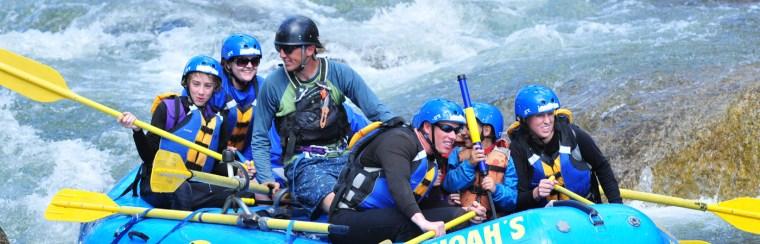 Noah's Ark Whitewater Rafting Co. & Adventure Program LTD