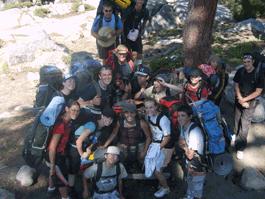 rock-n-water backpacking-group