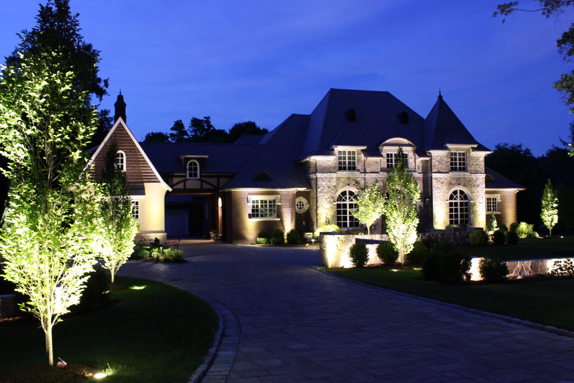 outdoor lighting design outdoor