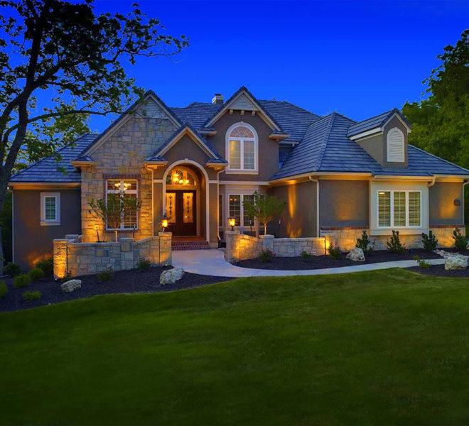 home exterior lights
