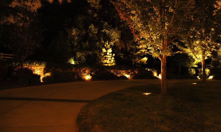 security lighting outdoor lighting