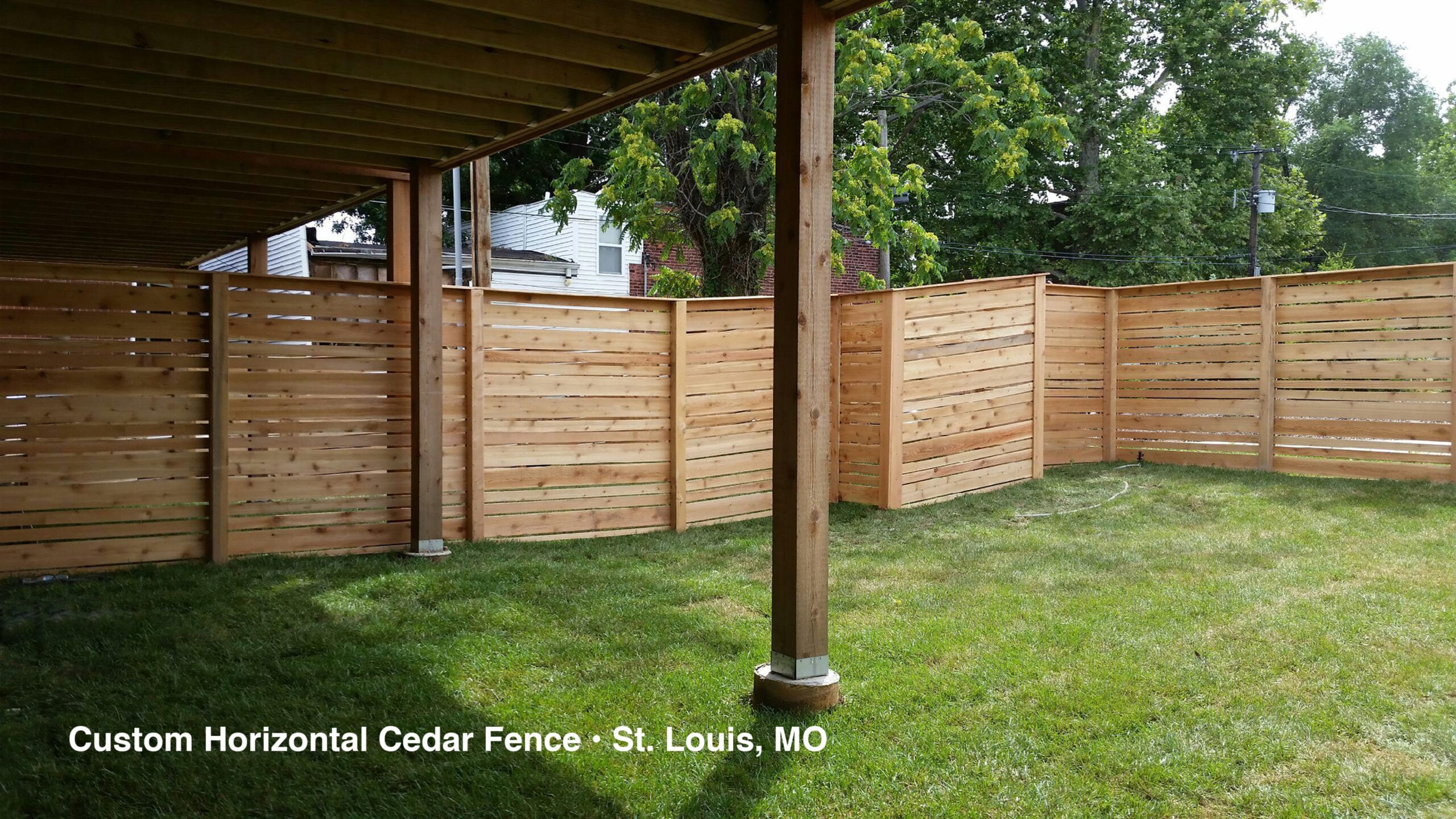 Fence Design And Build In St Louis Photo Gallery