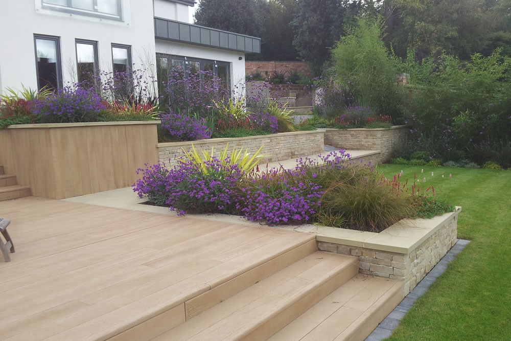 Modern Cotswold - Outdoor Living Space on Garden And Outdoor Living  id=17427