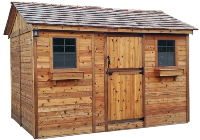 Large Shed for Storage   12x8 - Outdoor Living Today on Outdoor Living Today Cabana id=14786