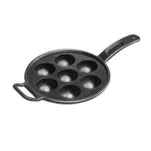 [Lodge] Cast Iron Aebleskiver Pan 章魚煎鍋