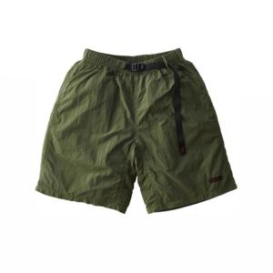 [GRAMICCI] PACKABLE G-SHORTS / OLIVE / 中性款 (2051KNJ)