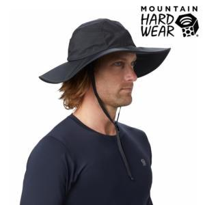 [Mountain Hardwear] Exposure/2™ Gore-Tex® Paclite Rain Hat/深風暴灰 (1878091-004)