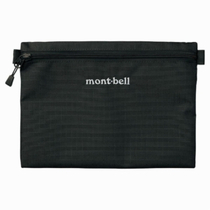 [mont-Bell]Paper Pouch M文件袋/黑 (1123913)