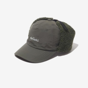 [WILD THINGS] FLIGHT CAP 保暖飛行帽/綠 (WT21149U-WT03)