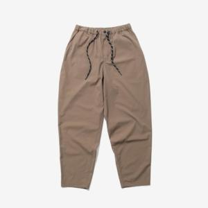 [WILD THINGS] MOTION EASY LUX PANTS  彈性抗風防潑水長褲/淺咖啡 (WT19126AD)