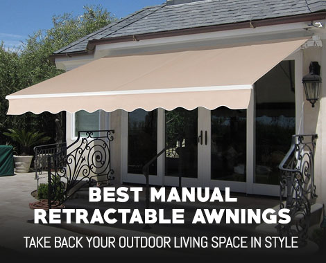 Best Manual Retractable Awnings Outdoormancave Com