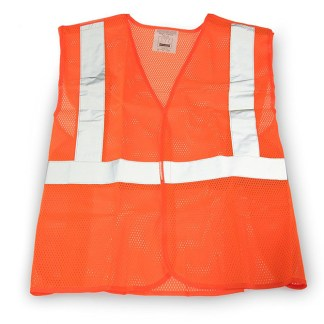high-visibility Safety Vest