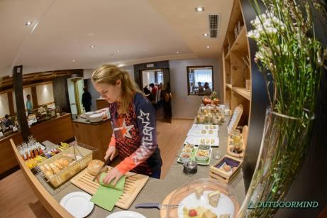 Fruehstuecksbuffet-Aktivhotel-Edelweiss-Outdoormind