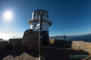 Cape Point und Kap der Guten Hoffnung Südafrika