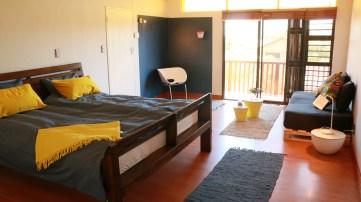 Capetown Bikehouse Schlafzimmer