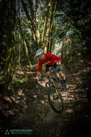 Jungle Fever Trail im Garden Route Trail Park mit Tyrone