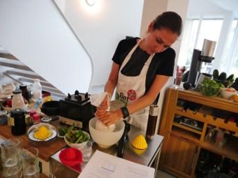 Workshop mit Carola Schoch