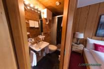 Doppelzimmer Celerina mit Badezimmer Lej da Staz