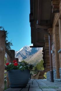 Bergidylle im Hotel Silvana in Zermatt