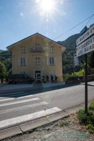 Hotel in Roquebillière