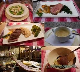 Kulinarische Highlights im Casa da Luzi