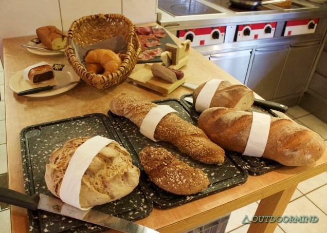 Selbstgebackenes Brot (c) Outdoormind
