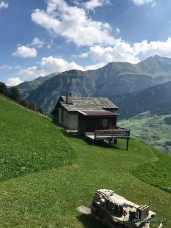 Wanderung in Vals