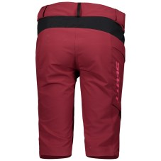 SCOTT Shorts Womens Trail in tibetan red