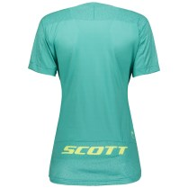 SCOTT Trail 20 S/SL Womens Shirt in baltic turquoise