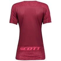 SCOTT Trail 20 S/SL Womens Shirt in tibetan red