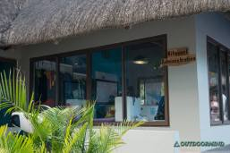Kiteglobing Administration auf Mauritius in Bel Ombre