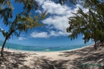 Le Morne Beach in Mauritius