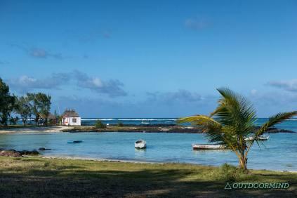 Strände an der Ostküste von Mauritius