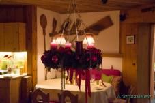 Dritter Advent im Hotel Goldener Berg