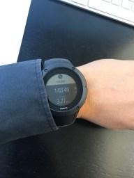 Suunto Spartan Trainer HF Wrist im Alltag mit Logbuch