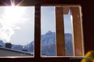Aussichten vom Balkon (c) Outdoormind