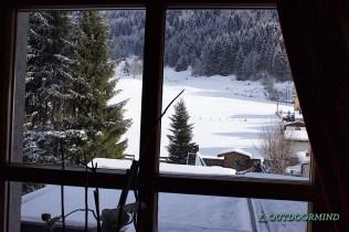 Aussichten in den Schnee