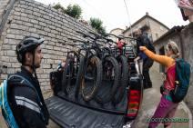 Bike Shuttle mit Biking Gavoi
