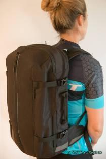 Slicks Backpack Rückseite