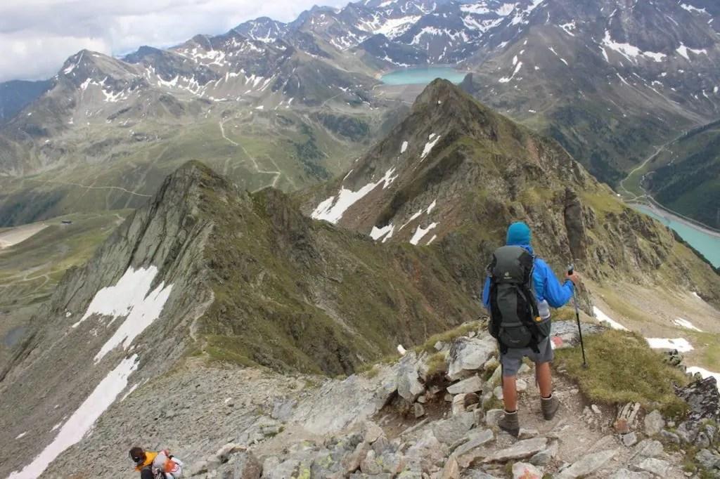 Titelbild Alpenüberquerung auf dem L1
