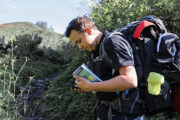 Navigation Wandern Gran Canaria