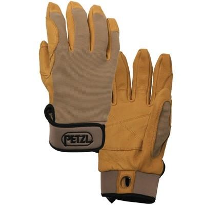 Petzl Cordex Belay Rappel Glove M tan