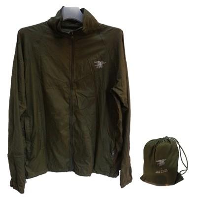 ODP 0026 Foldable Nylon Jacket L green