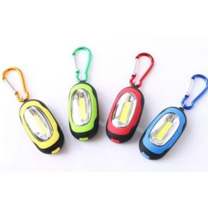 ODP 0057 Carabiner LED Flashlight with Magnet various colour